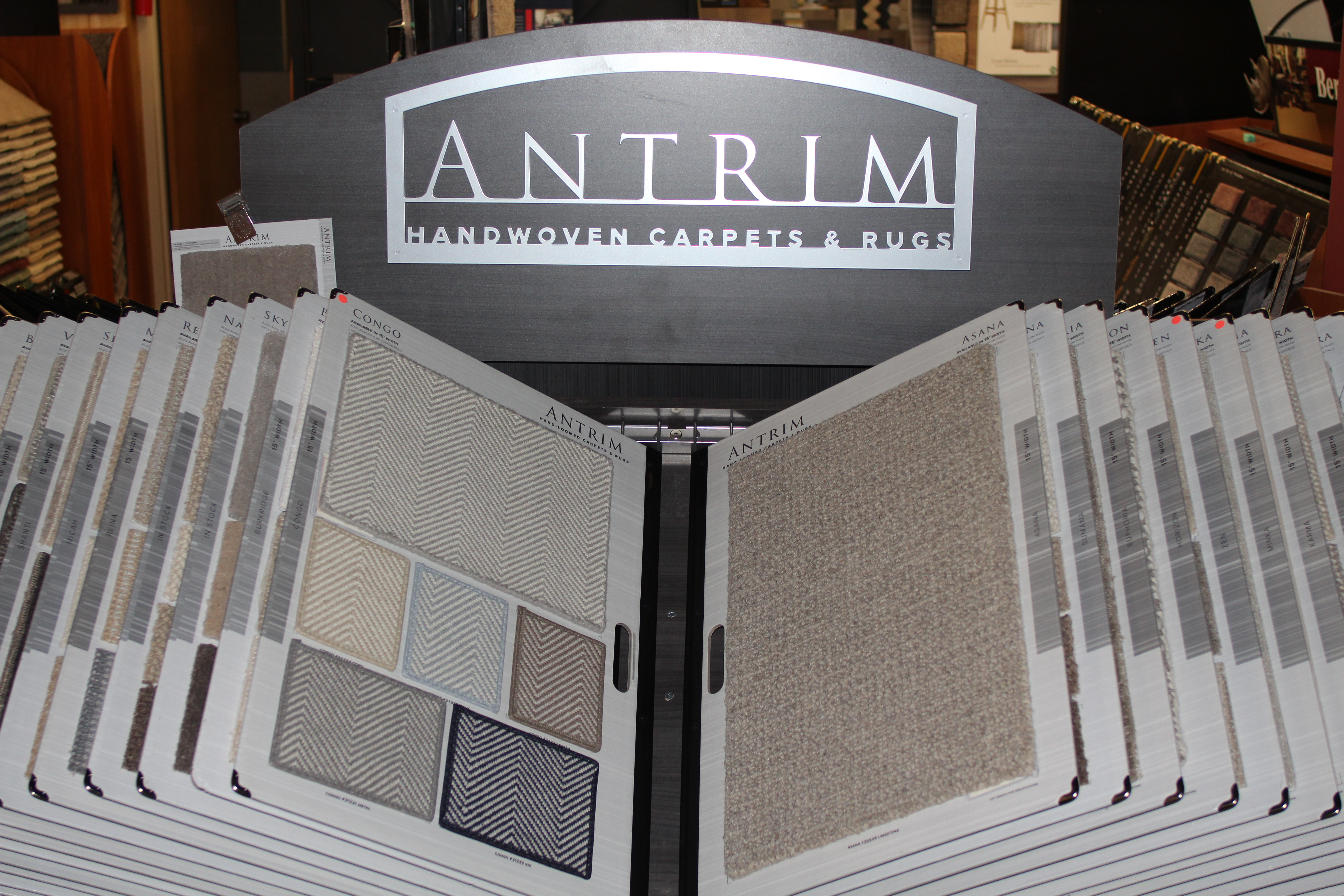 Antrim Handwoven Carpets & Rugs
