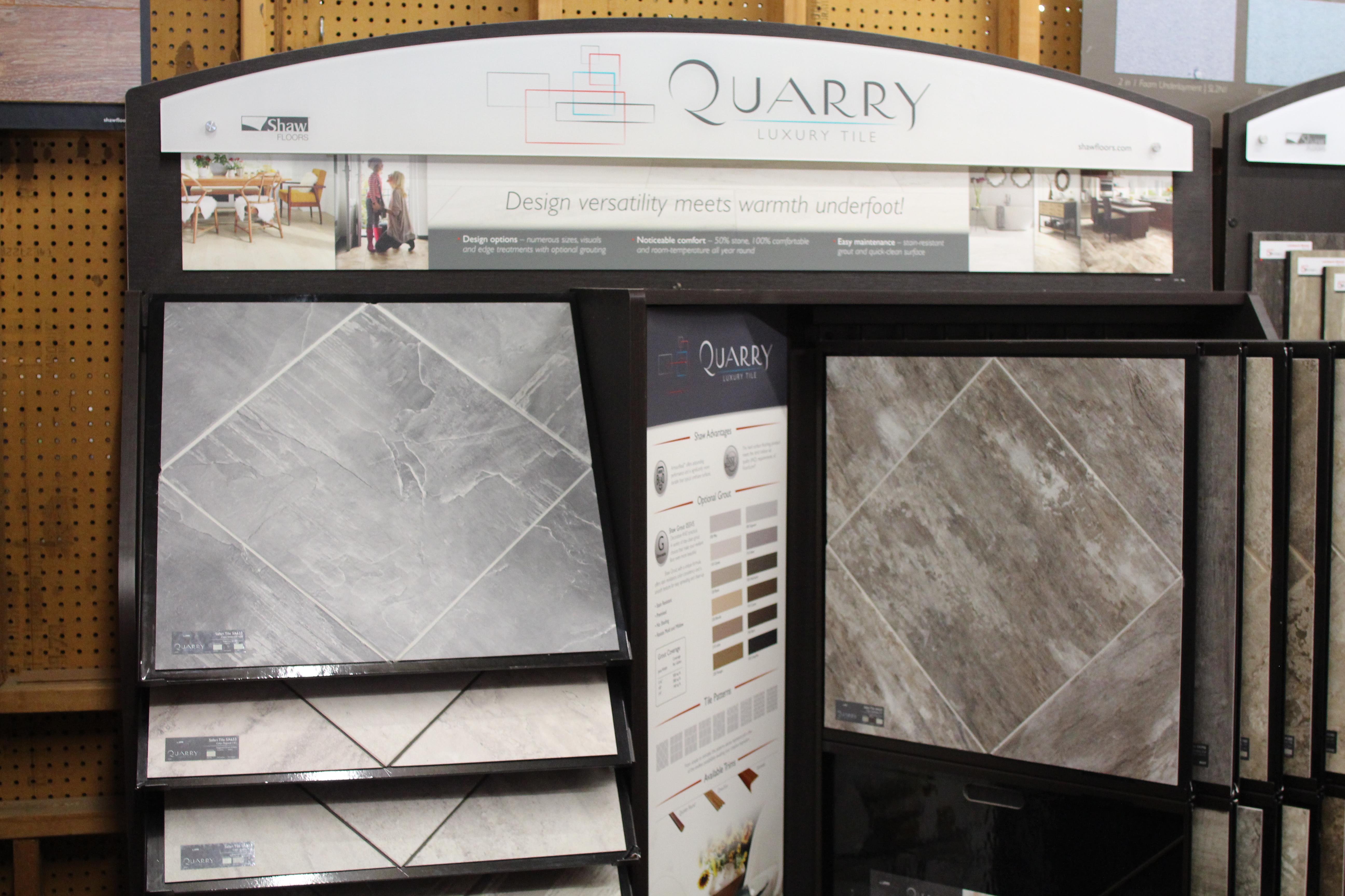 Quarry Flooring